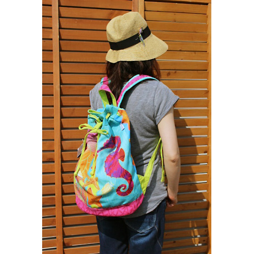 SunNSand Back Pack サンアンドサンド バックパック