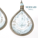 Machupicchu Jewelry  MERMAID マーメイド ピアス M