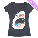 Out of Print Womens Tee  [JAWS]