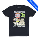 Out of Print Unisex Tee [Imagination Celebration〕