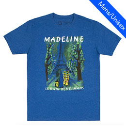 Out of Print Unisex Tee  [MADELINE]