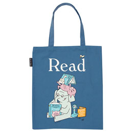 Out of Print Tote Bag [Read ]