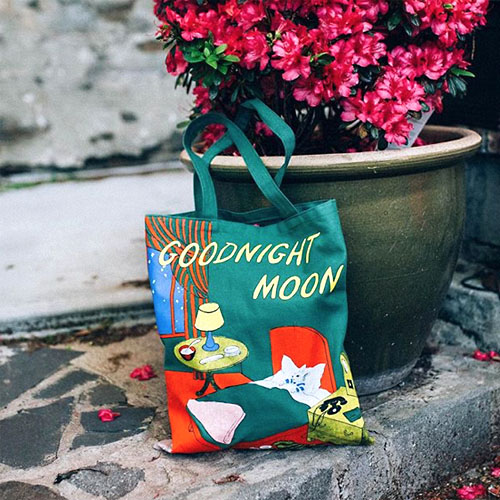 Out of Print Eco Bag  [GoodnightMoon]
