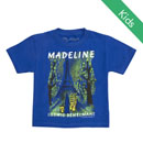 Out of Print Kids Tee  [MADELINE]