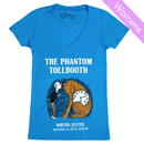 Out of Print Womens Tee  [PhantomTollbooth]